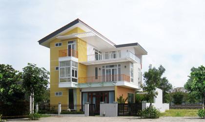 Biệt thự 300m2 Phú Thịnh 1