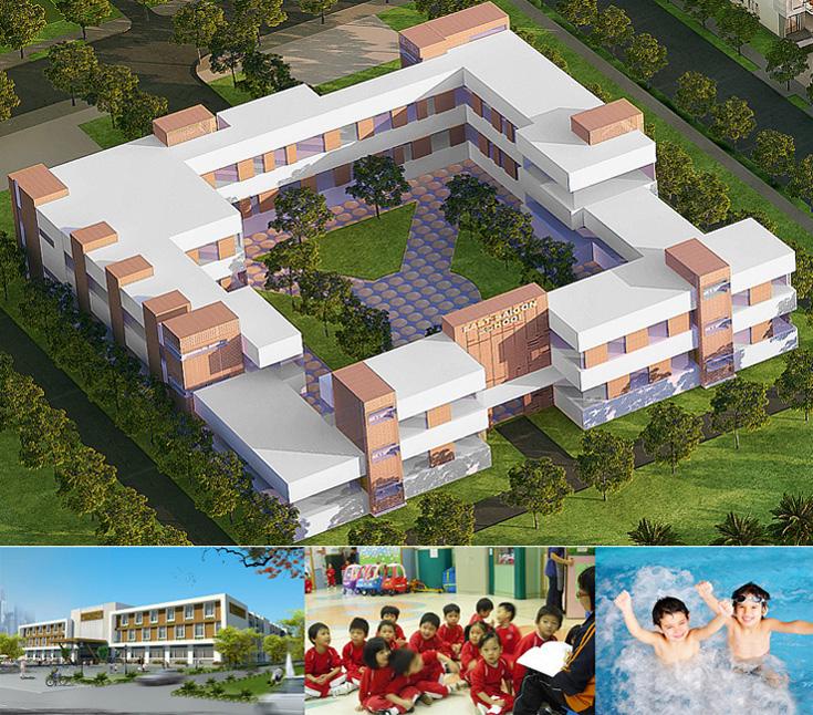 Trường học Đông Sài Gòn